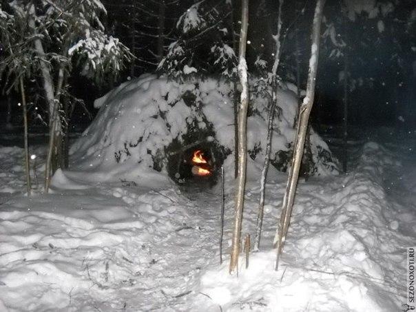 Как согреться в палатке. Пятнадцать советов