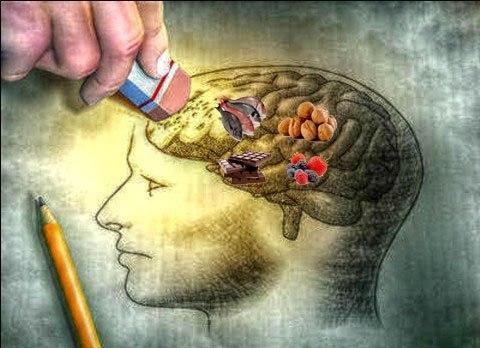 Питание и продукты для улучшения работы мозга