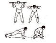 Опубликован секретный комплекс силовых упражнений для начинающего рукопашника
