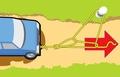 Не  лоханись : Как вытащить свою машину из грязи одному