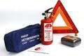 Как быть при отсутствии аптечки, огнетушителя или знака аварийной остановки