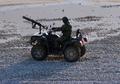 Вместо тачанок: в войсках появился смертоносный квадроцикл  Тульчанка
