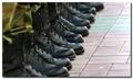 Советы по разноске бюджетной кожаной обуви