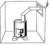 Способы активного обогрева в домах и квартирах при отсутствии отопления и отключении электроэнергии