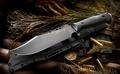Десять типов лучших боевых ножей