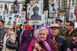 Сколько миллионов россиян выйдут на  Бессмертный полк-2017 ?