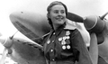 Белая лилия Сталинграда: Великий подвиг белокурой летчицы