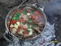 Рецепт шулюма для похода