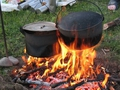 Первые блюда в походе. Кулинарные рецепты